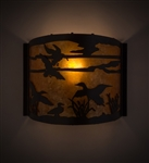 Duck Wall Sconce