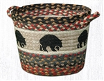 Black Bears Utility Baskets