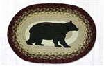 Cabin Bear Place Mat