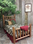 Log Bed / Cottage Collection