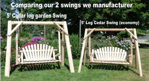 swings home beautiful blog wooden design garden architecture